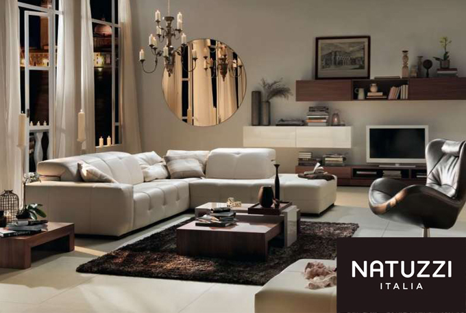 SURROUND by Natuzzi